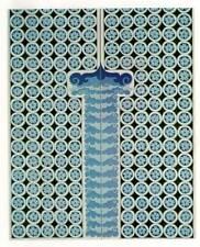 """Erte Art Deco Print """"Aladin la griglia de porcelaine"""" 1978 Authentic VINTAGE ART"""