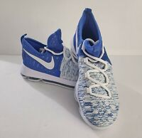 Nike Zoom KD 9 GS Kevin Durant 855908 411 Youth Boy Basketball Shoes Sz 6Y