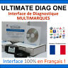 Valise Diagnostique Pro Multimarque En Français Obd Obd2 Diagnostic SELFAUTODIAG