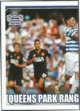 TOPPS 2014/15 PREMIER LEAGUE #355-QUEENS PARK RANGERS V HULL CITY-LEFT HALF