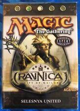 Magic the Gathering Ravnica City of Guilds SELESNYA UNITED Theme Deck SEALED NIB