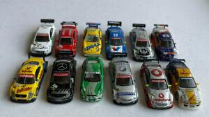 Schuco DTM Sammlung Porsche Opel Mercedes1/87 - (11 Schuco + 1 Champico)