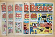 5 Classic Beano Comics 1988