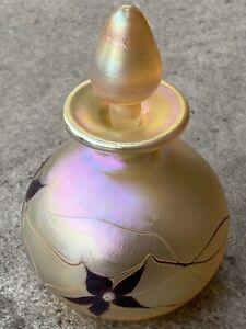 Okra Iridescent Perfume Bottle number no.59