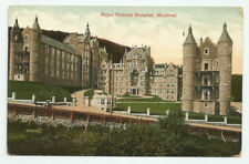Royal Victoria Hospital Montreal Quebec Canada Postcard Antique Divided Back