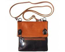Handcrafted Soft Italian Leather Luxury shoulder bag Florence Italy-