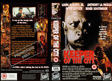 Keeper Of The City - Peter Coyote - Video Promo Sample Sleeve/Cover# 14417
