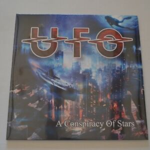 UFO - Conspiracy of Stars - 2015 Ltd.Edition 2LP Color Vinyl