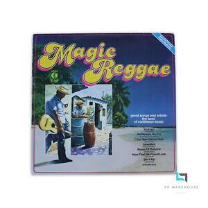Magic Reggae - Sampler - Vinyl LP Schallplatte