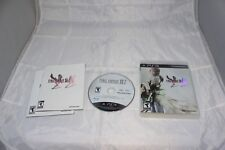 Final Fantasy XIII-2 (Sony PlayStation 3, 2012) Complete in Box