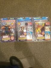 VINTAGE MARVEL LEGENDS ACTION FIGURES LOT