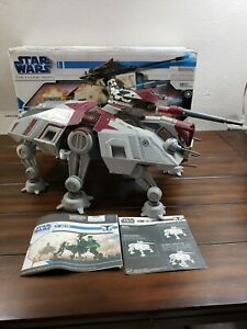 Star Wars AT-TE All Terrain Tactical Enforcer The Clone Wars Vehicle Bad Batch
