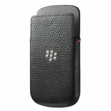 BlackBerry Black Mobile Phone Pouches/Sleeves