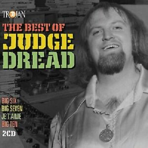 JUDGE DREAD THE BEST OF 2 CD (Released 2017)