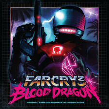 Power Glove ‎– Far Cry 3: Blood Dragon (Original Game Soundtrack) Vinyl 2LP NEW