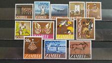 ZAMBIA 1968. mi.nr  39/50. mint.n.h.