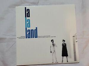 SOUNDTRACK - La La Land: Original Motion Picture BLUE - Original Score - Vinyl
