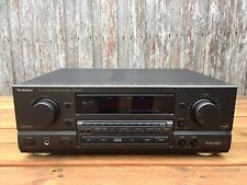 Technics SA-GX550 Amplifier Integrated Amp 4 X Speaker Out A or B OR A + B Power