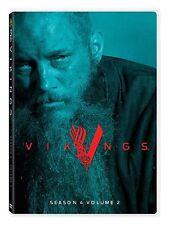 Vikings: Season 4 Volume 2 (DVD, 2017,3-Disc Set) - Brand New