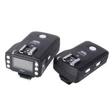 Pixel King Pro 3rd i-TTL LCD Wireless Flash Trigger for Nikon SB-900,SB910,SB800