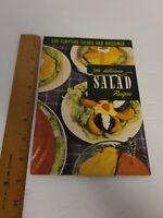 500 Delicious Salad Recipes - Vintage 1949 Cookbook - Culinary Arts Institute