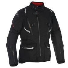 Oxford Montreal 3.0 Waterproof Motorcycle Motorbike Touring Jacket - Tech Black XL Tm171201xl
