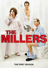 The Millers: Season One (DVD, 2014, 3-Disc Set)