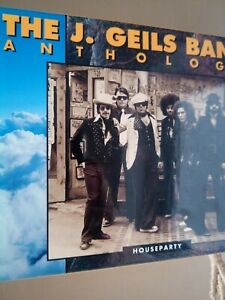 The J. Geils Band - Anthology: Houseparty Doppel CD