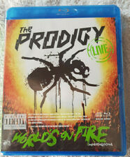 Bluray The Prodigy: World's On Fire NEW & Sealed