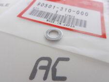 Honda ATC 125 250 350 washer small silver 7x12 Genuine New 90501-310-000