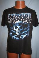 LYNYRD SKYNYRD 2006 Skull Concert Tour T-SHIRT Medium SOUTHERN ROCK