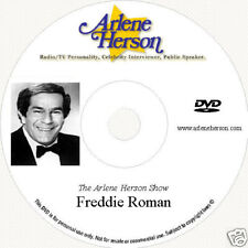 Freddie Roman TV  Interview (30 Minutes)  DVD