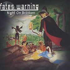 Fates Warning - Night on Bracken - Metal Blade NEW Cassette