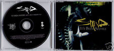 STAIND It's Been Awhile 2001 UK 1-track promo CD Dirty