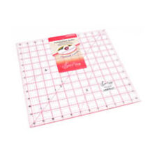 Patchwork Ruler for quilting 12.5 x 12.5 inches Low P+P