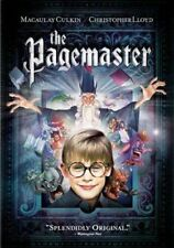 Pagemaster 0024543034926 With Christopher Lloyd DVD Region 1