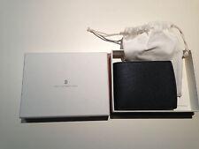 Graf von Faber Castell Credit card case landscape Epsom leather grained Black