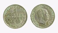 pci4150) GERMAN STATES Prussia Wilhelm I - 1 Groschen 1869 C