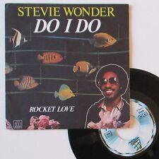 """Vinyle 45T Stevie Wonder  """"Do I do"""""""