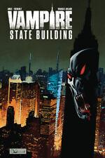 ABLAZE VAMPIRE STATE BUILDING #3 COVER A BY CHARLIE ADLARD