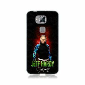 OFFICIAL WWE JEFF HARDY SOFT GEL CASE FOR HUAWEI PHONES 2