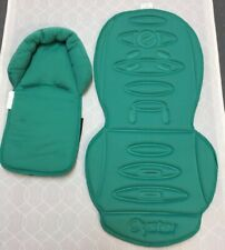 Oyster Seat Liner And Head Hugger - Jade