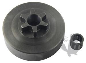 Pignon étoile 3/8 lp - 6 dents  pour tronçonneuse STIHL modèles 020T,200T, MS192