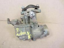 Rare LINKERT R 85 UG  Brass Carburetor  1938 Auburn?