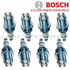 B321FR78X For Jaguar S-Type 4.0 V8 Bosch Super4 Spark Plugs X 8