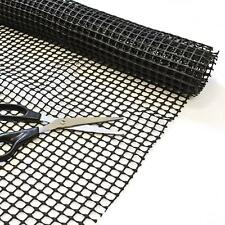 Top Home Solutions Anti Slip Rug Gripper Dash, 100x150cm - Black