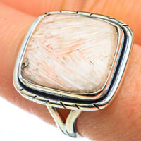 Scolecite 925 Sterling Silver Ring Size 9 Ana Co Jewelry R45524F