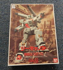 Ban Dai Mobile Sit F71 Gundam F91 Model Kit 1/100 R12124