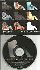 LAZYBOY Facts Of Life 4TRX RARE MIXES & DUB PROMO Europe CD single USA seller