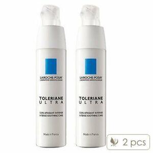 2 X La Roche-Posay Toleriane Ultra Creme Intense Dermatological Moisturizer 40ml
